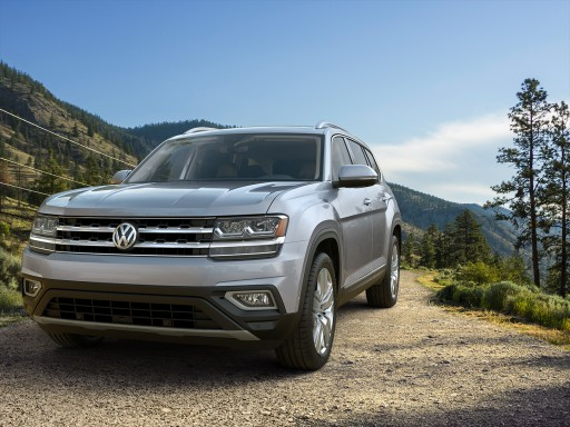 Street Volkswagen of Amarillo Celebrates Volkswagen Atlas Launch With Party